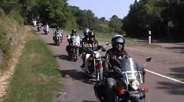 Rassemblement à Saint Sauveur en Puisaye, 13-16 juillet 2006
