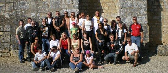 Rassemblement à Lusignan, 13-16 juillet 2007.